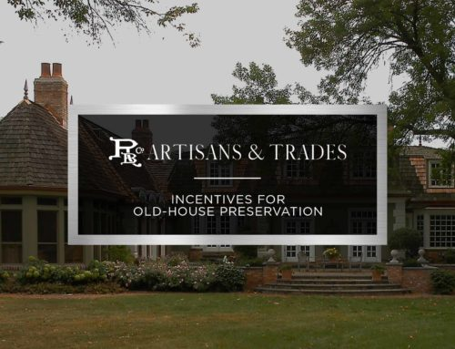 Incentives for Old-House Preservation